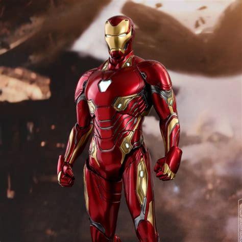 hot toys avengers infinity war iron man mark toys