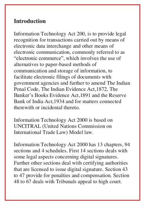 section 489 criminal code information technology act 2000