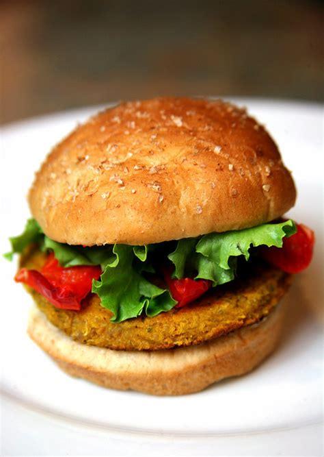 protein veggie burger veggie burger on whole wheat bun hey vegans complete