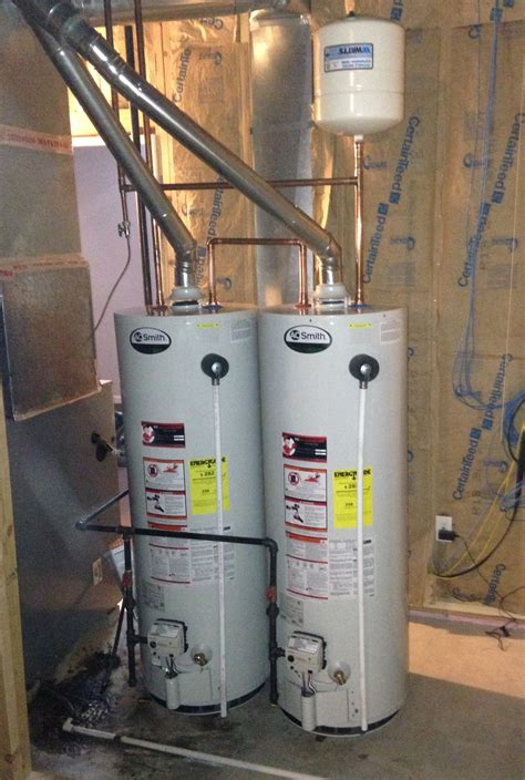 Plumbing A Water Heater by Kc Water Heaters Installation And Repair Specialist