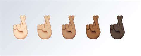 emoji finger ios 10 2 emoji changelog