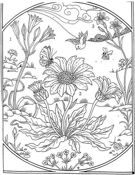 coloring pages for adults garden lovely printable coloring pages children s crafts
