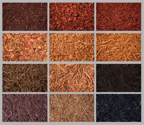 garden mulches types related keywords suggestions for mulch types