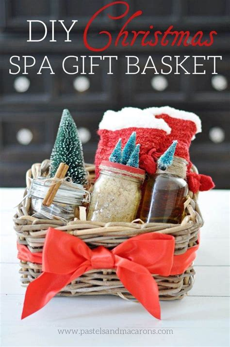 Top  Diy Gift Basket  Ee  Ideas Ee   For Christmas Top Inspired