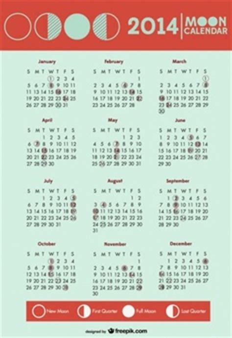 Calendario Da Lua As Fases Da Lua Vetores E Fotos Baixar Gratis