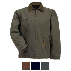 Washed Fleece Lined berne washed fleece lined gasoline jacket j374