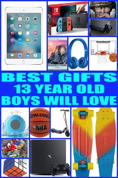 13 year old boy christmas gifts best toys for 13 year boys