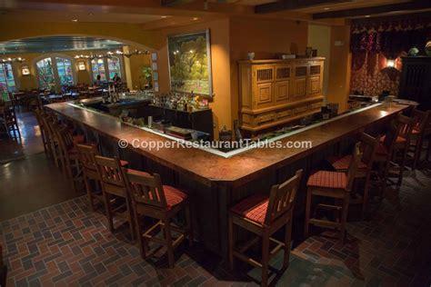 top bars in albuquerque copper bar counter tops copper restaurant tables