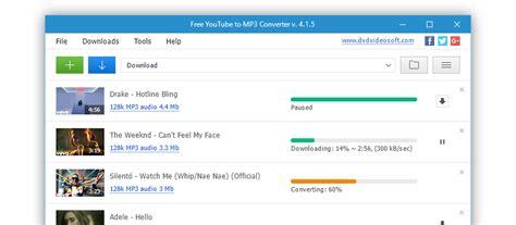 Free youtube to mp3 converter sauvegardez de la musique pour une