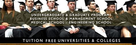 Mba In Europe Free Tuition by Tuition Free Universities Colleges In Europe Usa The