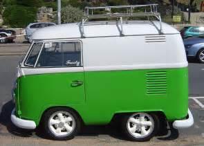 Teeny mini vw camper van