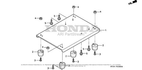 water frame diagram honda wx15 ax2 a water jpn vin wzby 1014545 to
