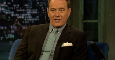 bryan cranston ram walter white interviews bryan cranston on fallon