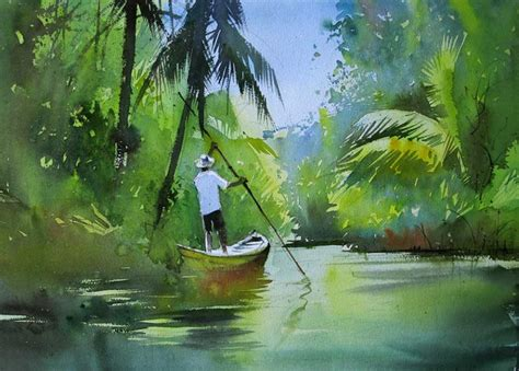 water color artists the watercolour log watercolour paintings 5