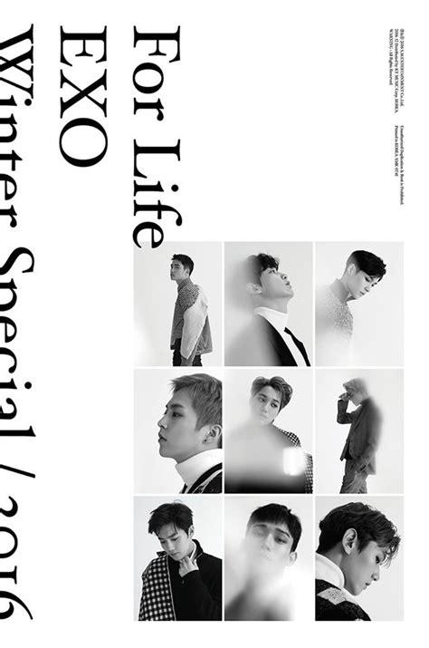 exo for life exo กล บมาครองแชมป ชาร ตเพลงฮ ตอ กคร ง ด วย for life