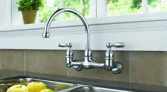 Kitchen Faucet Types by Kitchen Sink Faucet Installation Types Best Faucet Reviews