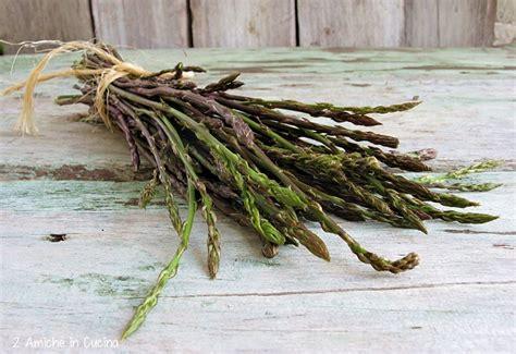 asparagi come cucinarli asparagi selvatici come cucinarli antiche ricette italiane
