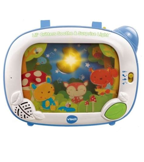 Crib Player by Vtech Lil Crib Soother Player And Light For Sale In
