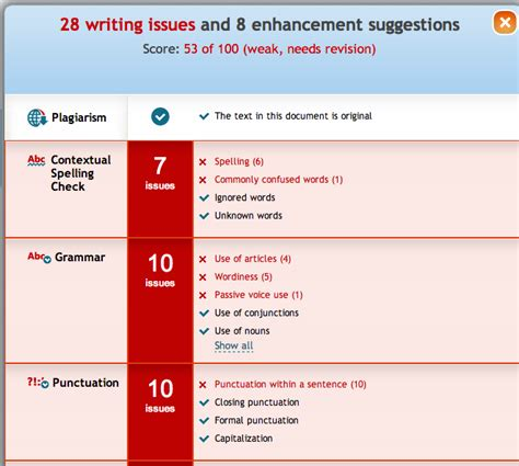 Essay Grammar Check by Grammarly Review Grammar Check Spell Check And Plagiarism Checking Inside The Adcom