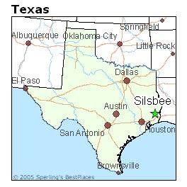 silsbee texas map best places to live in silsbee texas