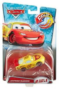 Lightning Mcqueen Car Wash Change Colors Disney Pixar Cars Color Changer Lightning Mcqueen