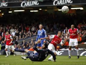 Arsenal Original 1 theo walcott scores his 100th arsenal goal against sutton daily mail