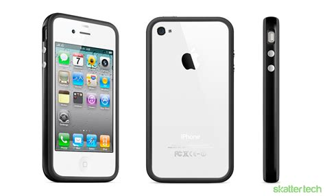 apple gives out free cases fixes iphone 4 skatter
