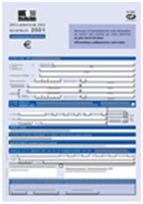 Impot Locaux Meublé by Tuyaux Notice Declaration Impots Revenus 2012
