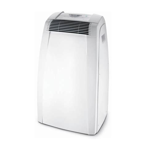 Portable Air Conditioner For Patio Shop Delonghi 12000 Btu 450 Sq Ft 115 Volt Portable Air