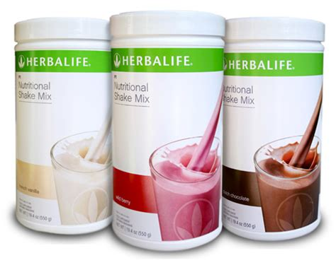 Shake Herbalife Penggemuk Badan herbalife formula 1 nutritional shake mix for weight loss