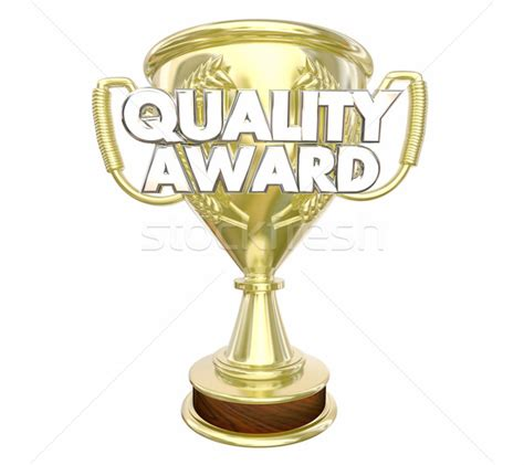 quality award best top recommended trophy words 3d