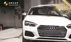 Audi A5 Crashtest by Audi A5 Mar 2017 Onwards Crash Test Results Ancap
