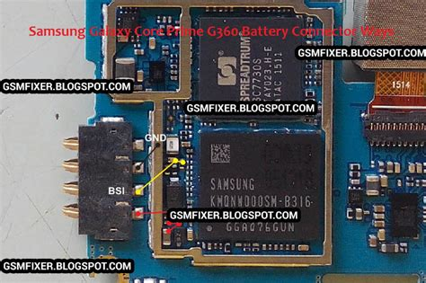 Baterai Samsung Prime G360 Doubel Power Ic By Unano Or T0210 1 samsung sm g360h battery connector jumper ways traced solution gsmfixer