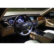 Hyundai Genesis Interior Specification  Design AutoMobile