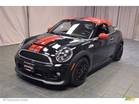 2012 Midnight Black Metallic Mini Cooper John Cooper Works Coupe #73233155   GTCarLot.com   Car