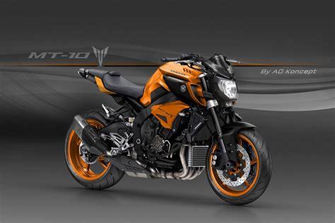 Kaos Motor Kawasaki Cornering Design Inikaosmu racing caf 232 design corner yamaha mt 10 by ad koncept