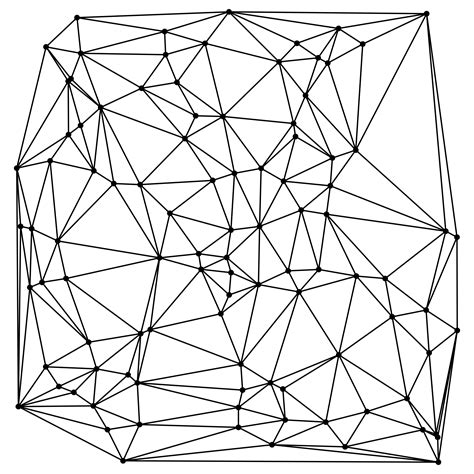 definition of random pattern in art constrained delaunay triangulation gamemaker community