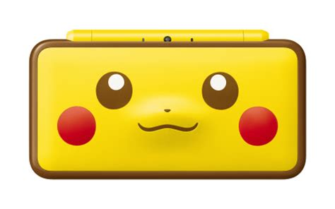 up with nintendo s adorable up this adorable pikachu nintendo 2ds xl this month