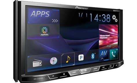 Pioneer Avh 285bt Tv Din Pioneer Bluetooth Sale pioneer avh x4800bs dvd receiver with 7 motorized display clearout including open box