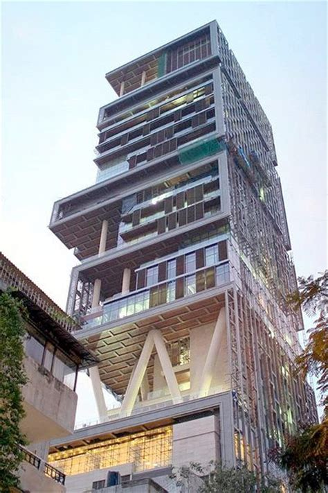 1 billion dollar house one billion dollar house completed in mumbai india evolo architecture magazine