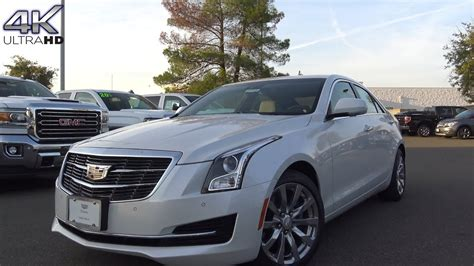Cadillac Ats 2 0 by 2018 Cadillac Ats 2 0 L Turbocharged 4 Cylinder Review