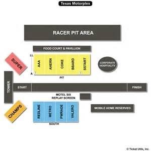 motorplex seating map motorplex seating charts