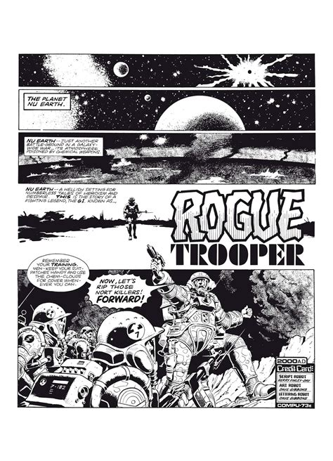 Rogue Trooper Books 1 7 rogue trooper tales of nu earth 1 book by dave gibbons gerry finley day official publisher