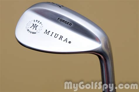 Wedge Custom Miura K Grind 1957 miura golf 1957 c y grind forged wedges sirshanksalot