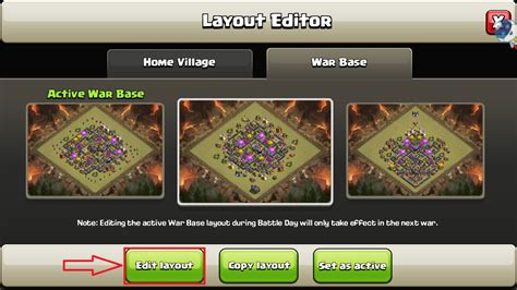 clash of clans layout editor online how to copy others base layout in clash of clans free