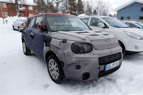 Kia Washed Mix Cerruty spyshots kia soul 2014 interior revealed autoevolution