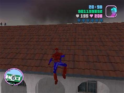 gta vice city spiderman mod game free download gta vice city spiderman skin mod gtainside com