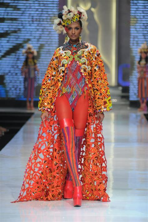 my collection in fashion show at fashion week and fashion