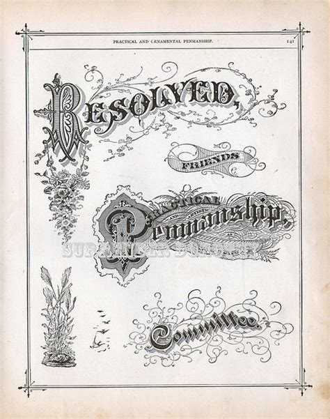 victorian tattoo lettering victorian lettering tattoo pinterest victorian