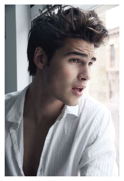 guys hair justin lacko is a homme body by johnny diaz nicolaidis